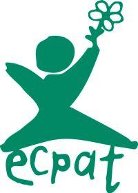 ECPAT Logo grün  neues Format