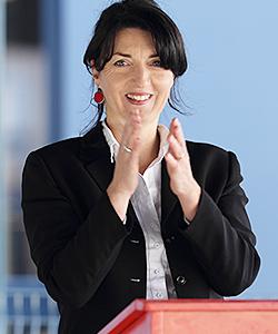 Sonja Segger-Heumann - Speaking